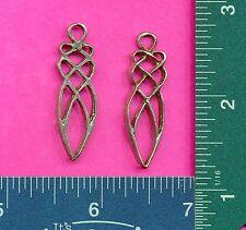 12 wholesale lead free pewter celtic knot pendants 4005