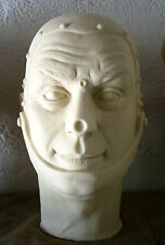 "JACK HALEY  ""TINMAN"" Latex Head from MOVIELAND WAX MUSEUM MOLD! by Pat Newman!"