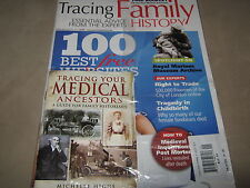 NEW! TRACING FAMILY HISTORY Issue 23 + Free MEDICAL ANCESTORS GUIDE