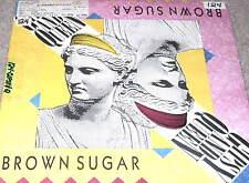 """GIPSY AND QUEEN Brown Sugar 12"""" RECORD RARE ITALO DISCO"""