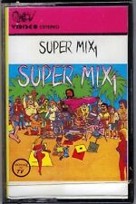 CAS - Various - Super Mix 1 (ITALO MIX MADE IN PORTUGAL BY VIDISCO SEALED LISTEN