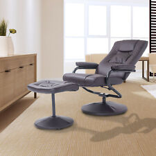 Recliner Armchair Executive Chair High Back Swivel Lounge Seat Seater Sofa Couch
