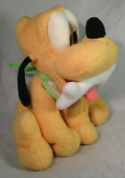 "Baby Pluto with Bone 10"" plush soft toy FREE SHIP"