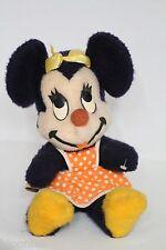 Disney Vintage Minnie Mouse (California Stuffed Toys) Plush Toy Doll