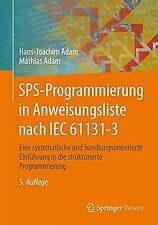SPS-Programmierung in Anweisungsliste nach IEC 6113... | Buch | Zustand sehr gut