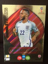 Raheem Sterling Limited Edition Card Panini Adrenalyn XL World Cup Russia 2018