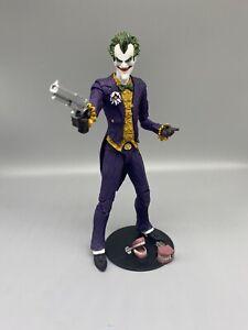 McFarlane Toys Joker Arkham Asylum 7 inch Action Figure Loose