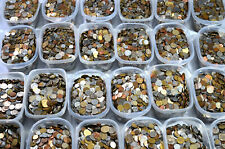 Great World Coins - Well Mixed 3 Pound Bargain Bulk Lots - Free Shipping
