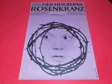 [Coll.R-JEAN MOULIN ART XXe] ERHARD GRUTTNER -AFFICHE 1966 DER ROZENKRANZ Cinéma