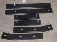 1983 - 1988 Monte Carlo SS New Front Nose Bumper to Fender Brackets