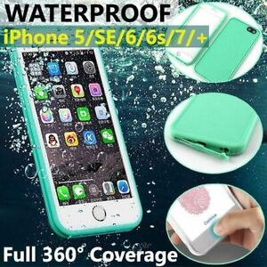Life Waterproof Shock/Snow Proof Case Cover iPhone 11 Pro XS Max XR 8 7 Plus 6S