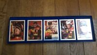 Card Dynamics Limited Edition Metal Five Card Set Davey Allison #152 Of 15000.