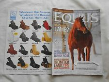 EQUUS Magazine-JANUARY,2016-WHICH LEG IS LAME ? HERE'S HOW TO TELL