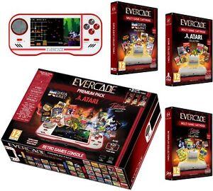 Evercade Premium Pack 3 Cartridge Collections Atari Interplay Data East New
