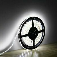 5M 300 LED Waterproof 12V Light Strip Dimmer 5050 SMD Cool White Indoor Outdoor