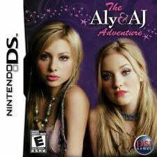 The Aly and AJ Adventure - NDS Nintendo DS CC
