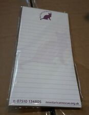 New Start Cat Rescue Magnetic Note Pads