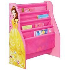 Officiel Disney Princess Bibliothèque Elingue Stockage pour Enfants