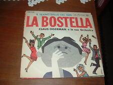 """CLAUS OGERMAN """" LA BOSTELLA - ZORBA IL GRECO """" ITALY'65"""