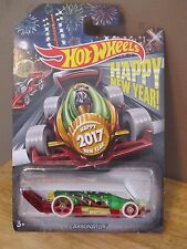 Hot Wheels 2017 Happy New Years Carbonator Diecast Car~Wal-Mart Exclusive~NEW!