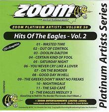 Zoom Karaoke ZPA050 Platin Künstler die Eagles