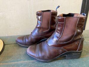 Women's Ariat Heritage Paddock Boots. Size 8.5 B
