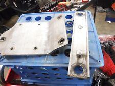 SKIDOO-BOMBARDIER-ROTAX- TYPE 503 motor parts: MOTOR MOUNT PLATE- 2 pieces