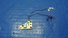 """Toshiba Satellite 15.6""""L855-S5405 OEM Power Button Board w/Cable V000270770 GLP*"""