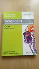 NEW GCSE SCIENCE BFOR SPECIFICATION MODULES B1, B2, C1,C2, P1& P2OCR GATEWAY S