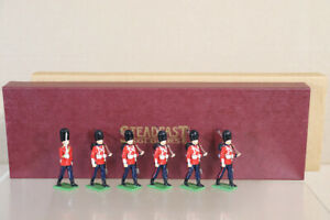 STEADFAST SOLDIERS SF49SG The SCOTS GUARDS PIONEER COMPANY MARCHING 10oa