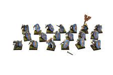DWARFS 19 dwarfs warriors converted #4 Warhammer Fantasy Sigmar