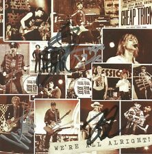We're All Right (Deluxe Edition) * by Cheap Trick (CD, 2017) Original Signed
