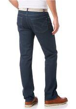 Arizona Stretch Jeans Dehnbund Gürtel NEU Gr.61-77 Bauchgrößen Dark Blue Denim