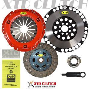 XTD STAGE 1 CLUTCH KIT + PROLITE FLYWHEEL KIT TC CAMRY MR2 TURBO CELICA 2.4L 2.0