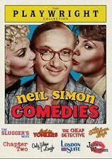 Neil Simon Comedies 8 Masterpieces - DVD Region 1