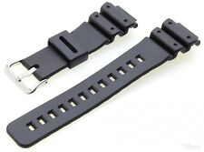 Original Casio Armband Resin G-6900-1D DW-6900-1D DW-6900-1V watch strap black n