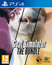 Goat Simulator The Bundle PS4 * NEW SEALED PAL *
