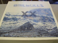 Emil Bulls - xx - LIMITED (only 500) LP + CD BOXSET Vinyl /// Neu & OVP