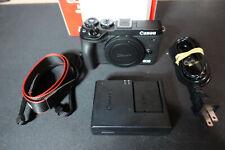 Canon EOS M6 Mark II Mirrorless Digital Camera (Black, Body) with Dummy Battery