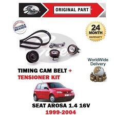 Für Seat Arosa 1.4 16v 1999-2004 Neu Gates Zahnriemen Steuerriemen +