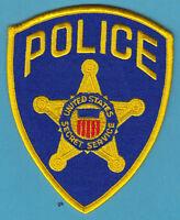 US SECRET SERVICE POLICE SHOULDER PATCH