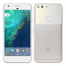 "5"" Google Pixel 2016 Phone G-2pw4200 32gb Silver Factory Unlocked 4g OEM"