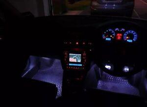 CC B6 PASSAT VW INTERIOR CAR LED LIGHT BULBS KIT COOL WHITE VOLKSWAGEN