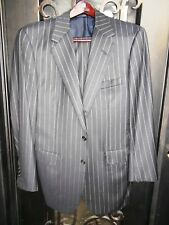 OXXFORD CLOTHES SUIT MADE TO ORDER (MTO) PIN STRIPES