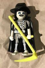 Playmobil Figure: Series 1 The Death glows in the dark  Halloween