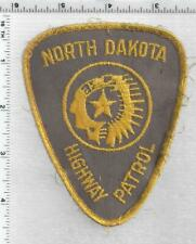 Highway Patrol (North Dakota) 1st Issue Uniform Take-Off Shoulder Patch