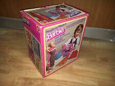 ♥ BARBIE MAGLIERIA MAGICA 1974 KNITTTING MACHINE MATTEL #7830 VINTAGE ♥ Mattel