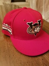 Tri-City Valley Cats New Era Fitted Hat, Penn League Champions