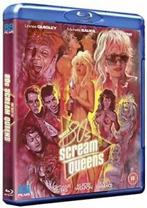 The Best of 80's Scream Queens (Blu-ray) (2 DISCS) [DVD][Region 2]