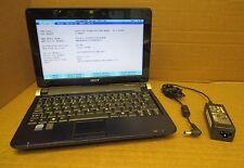 Acer-Aspire One-Intel Atom CPU N280 @ 1.66 GHz 1024MB RAM 160 GB HDD Netbook